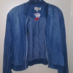 Cloth AND Stone Denim Jacket